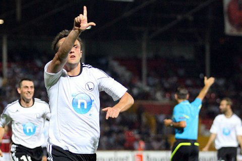 Gaziantepspor 0-1 Legia Warszawa
