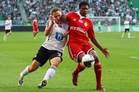 Legia Warszawa 2-0 Wisła Kraków - 02.10.2011