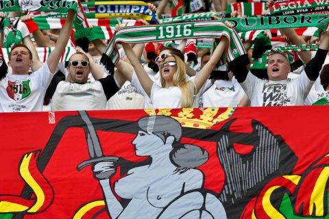 Legia Warszawa 1-0 Lechia Gdańsk (+VIDEO) - 05.05.2013