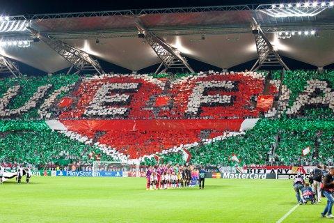Legia Warszawa 2-2 Steaua Bukareszt - 27.08.2013
