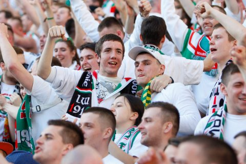 Legia Warszawa 1-0 Lech Poznań