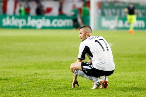 Legia Warszawa 1-1 Saint Patricks Athletic