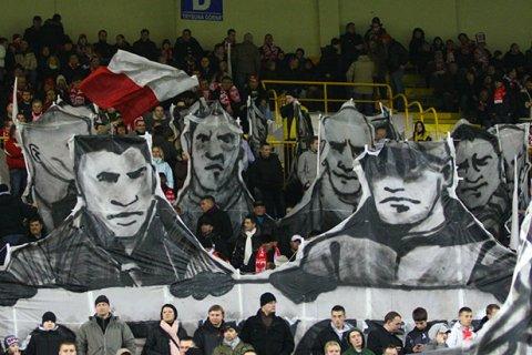 Polska 0-1 Rumunia - 14.11.2009