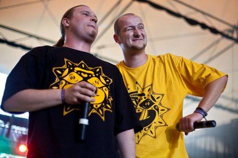 HiFi Banda, Grubson, Hocus Pocus, czyli dzień drugi Warsaw Challenge 2011