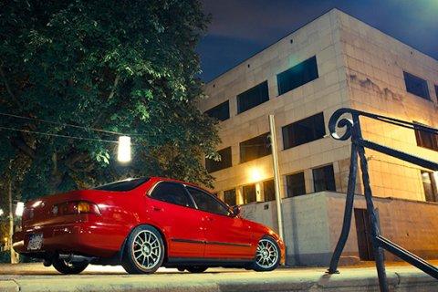 Acura Integra DB7 - 10.07.2011