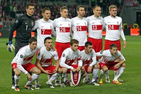 Polska 0-2 Włochy - 11.11.2011
