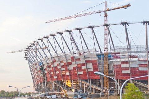 Stadion Narodowy w Warszawie - wirtualna wycieczka - 26.01.2012