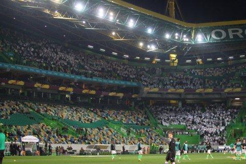 Sporting Lizbona 1-0 Legia Warszawa - 23.02.2012