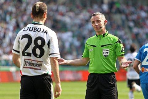 Legia Warszawa 0-1 Lech Poznań (+ VIDEO) - 21.04.2012