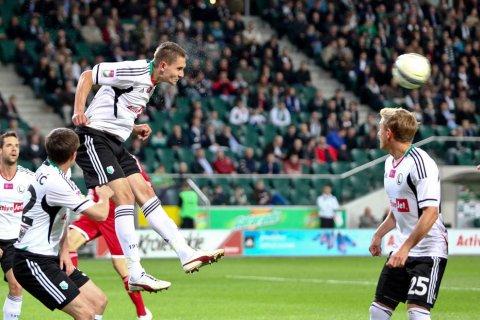 Legia Warszawa 2-1 Wisła Kraków - 05.10.2012