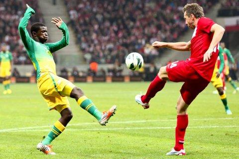 Polska 1-0 Republika Południowej Afryki - 12.10.2012