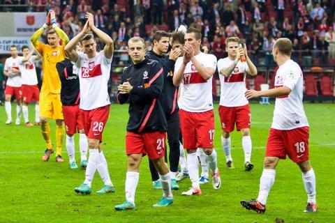 Polska 1-1 Anglia - 17.10.2012