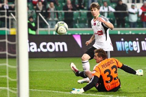 Legia Warszawa 3-0 Ruch Chorzów (+VIDEO) - 02.12.2012