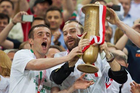 PP: Legia Warszawa 0-1 Śląsk Wrocław (+VIDEO)