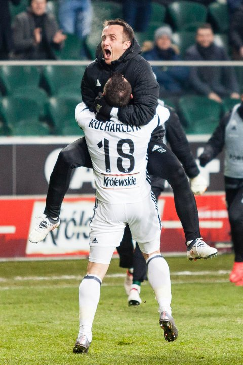 Legia Warszawa 2-1 Lech Poznań - 04.03.2018