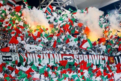Legia Warszawa 0-2 SSC Napoli