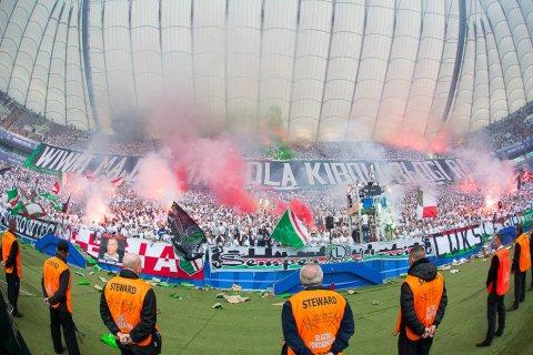 Finał Pucharu Polski: Lech Poznań 1-2 Legia Warszawa - 02.05.2015