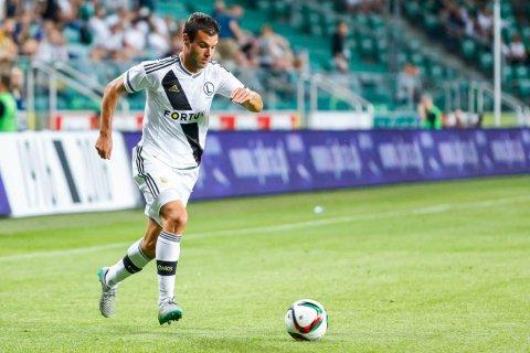 Legia Warszawa 1-0 FC Botosani - 16.07.2015