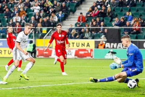 Legia Warszawa 3-3 Wisła Kraków - 21.10.2018