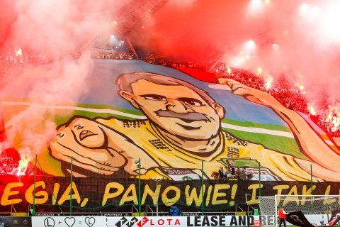 Legia Warszawa 0-1 Piast Gliwice