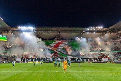 Legia Warszawa 0-0 Atromitos Ateny - 08.08.2019