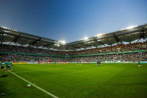 Legia Warszawa 0-0 Rangers FC